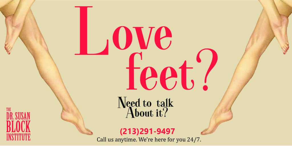 Foot Fetish Therapy - Dr Susan Block Institute-1228