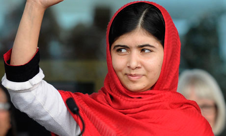"The Taliban called Malala an ""obscenity"" just before shooting her in the head"