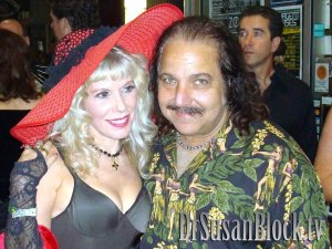 Dr. Suzy and Ron Jeremy