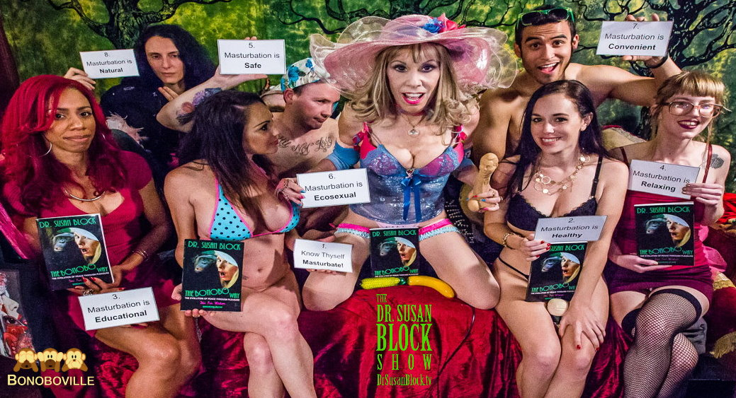 Merry Masturbation Month from Bonoboville. Photo: Jux Lii