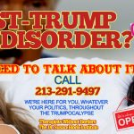 Post-Trump Sex Disorder (PTSD)