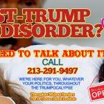 Post-Trump Sex Disorder (PTSD)